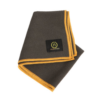 Natural Fitness - Yoga Hand Towel Carbon/sn - 1 Each - .125 Lb