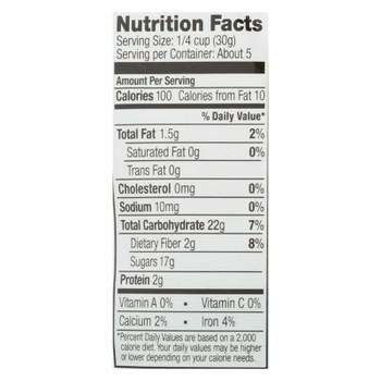 Made In Nature Fruit Fusion Superberry Blast Organic Dried Fruit & Seeds  - Case Of 6 - 5 Oz