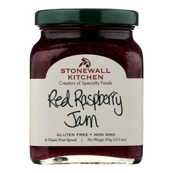 Stonewall Kitchen - Jam Red Raspberry - Case Of 12-12.5 Oz