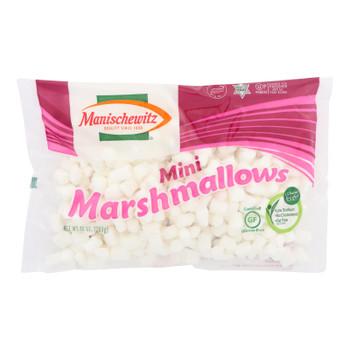 Manischewitz - Marshmllw Mini Kosher For Passover - Case Of 12-10 Oz