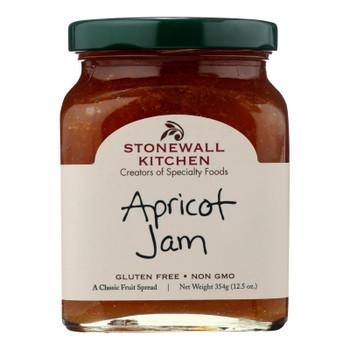 Stonewall Kitchen - Jam Apricot - Case Of 12 - 12.5 Oz