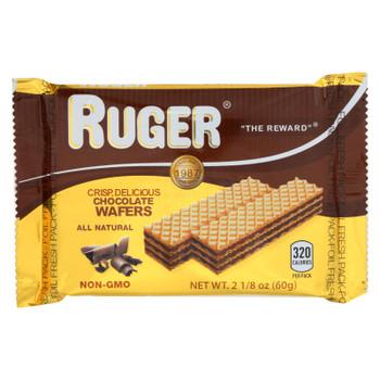 Ruger - Wafer Chocolate - Case Of 12 - 2.125 Oz