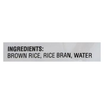 Tinkyada Brown Rice Pasta - Shells - Case Of 12 - 16 Oz