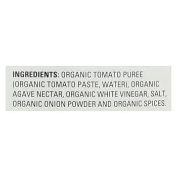 Organic Ville Organic Ketchup - Tomato - Case Of 12 - 24 Oz.