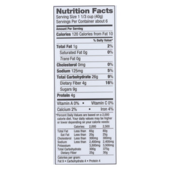 Love Grown Foods - Cereal Power Os Cinnamon - Case Of 6 - 9 Oz