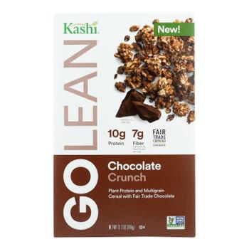 Kashi Cereal - Chocolate Crunch - Case Of 8 - 12.2 Oz.