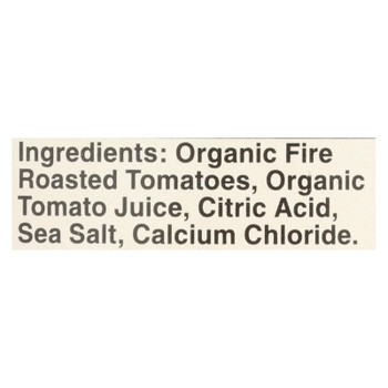 Muir Glen Fire Roasted Whole Tomatoes - Tomato - Case Of 6 - 28 Oz.