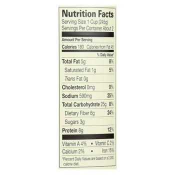Amy's - Organic Lentil Soup - Case Of 12 - 14.5 Oz