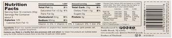 Sesmark Foods - Savory Thins Onion & Garlic - Case Of 12 - 3.2 Oz