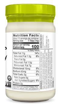 Chosen Foods - Mayo Avocado Oil Wasabi - Cs Of 6-8 Fz