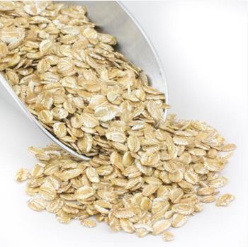 Grains Rye Flakes - Rolled - 25 Each - 25 Lb.