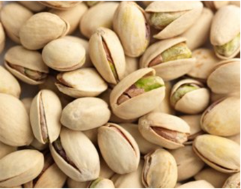 Bulk Nuts - Pistachios Roasted Salted - Case Of 5 - Lb