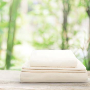 Naturepedic Organic Pair of two Standard 400TC Pillowcases