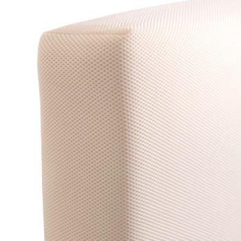 Naturepedic Organic Breathable Mini Crib Protector Pad