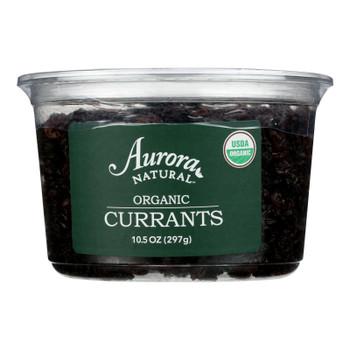 Aurora Natural - Currants Zante - Case Of 12-8.8 Oz