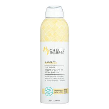 Mychelle Dermaceuticals - Sun Shield Spray Spf 30 Clr - 1 Each 1-6 Oz
