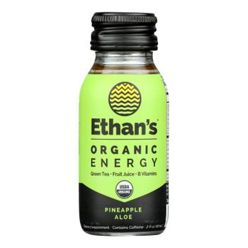 Ethan's - Energy Sht Pineap Aloe - Case Of 6-2 Fz