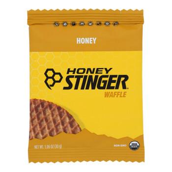 Honey Stinger - Honey Waffle - Case Of 12 - 1.06 Oz