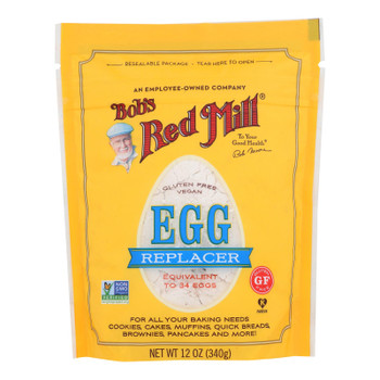 Bob's Red Mill - Egg Replacer Gluten Free - Case Of 5-12 Oz