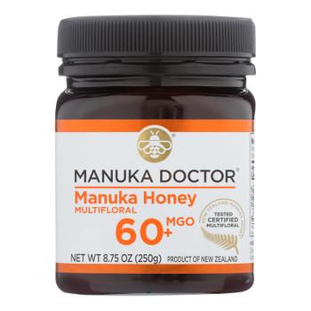 Manuka Doctor - Manuka Honey Mf Mgo60+ 250g - Case Of 6-8.75 Oz