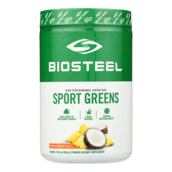 Biosteel - Superfood Greens Pineapple Coconut - 1 Each 1-10.8 Oz