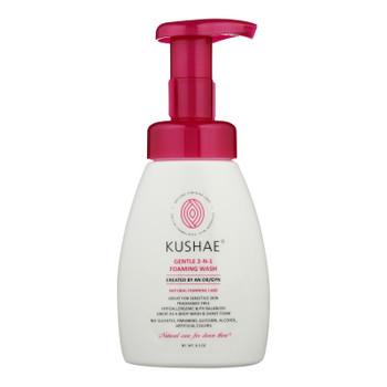 Kushae - Foaming Wash Gentle 2n1 - 1 Each 1-8.3 Oz