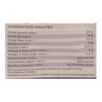Castor & Pollux - Prstn Dg Bf/swtpt Gluten Free 4lb - Case Of 5-4 Lb