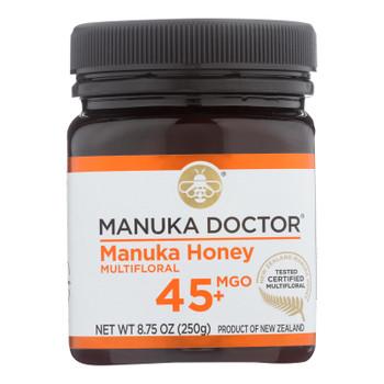 Manuka Doctor - Manuka Honey Mf Mgo45+ 250g - Case Of 6-8.75 Oz
