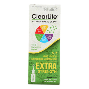 Clearlife-medinatura - Nasal Spray Algry Extra Strong - 1 Each 1-20 Ml