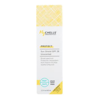 Mychelle Dermaceuticals - Sun Shield Spf 28 Unscented - 1 Each 1-2.3 Oz