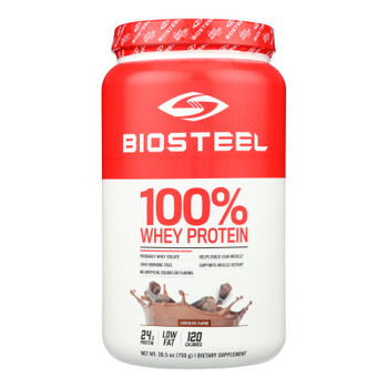 Biosteel - Whey Protein Iso Chocolate - 1 Each 1-26.5 Oz