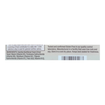 Bob's Red Mill - Yeast Nutritional Lg Flake - Case Of 4-5 Oz