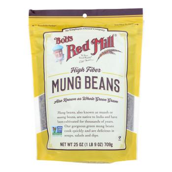 Bob's Red Mill - Beans Mung - Cs Of 4-25 Oz