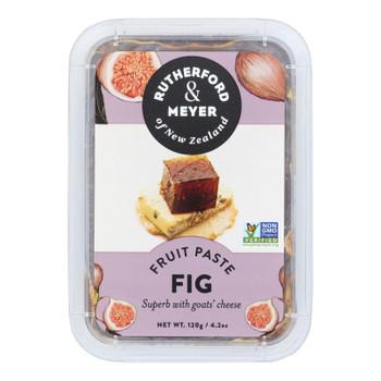 Rutherford & Meyer - Fruit Paste Fig - Case Of 12-4.2 Oz