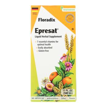 Floradix - Epresat Adult Multivitamin - 1 Each 1-17 Fz