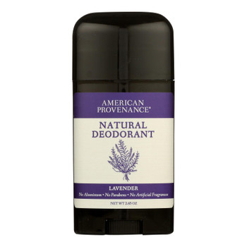 American Provenance - Deodorant Lavender - 1 Each 1-2.65 Oz
