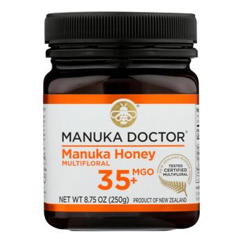 Manuka Doctor - Manuka Honey Mf Mgo35+ 250g - Case Of 6-8.75 Oz