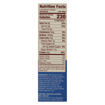 Think! Thin Brownie Crunch High Protein Bars - Case Of 6 - 5/2.1 Oz