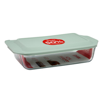 Pyrex - Baker Deep Dish 9x13 Lid - Case Of 2-1 Ct