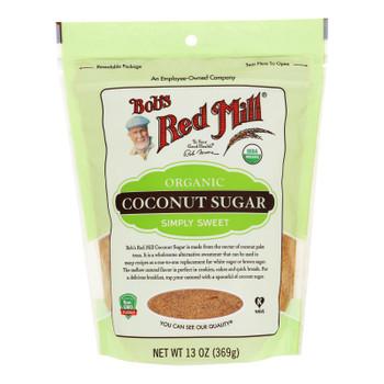 Bob's Red Mill - Sugar Coconut - Case Of 4-13 Oz