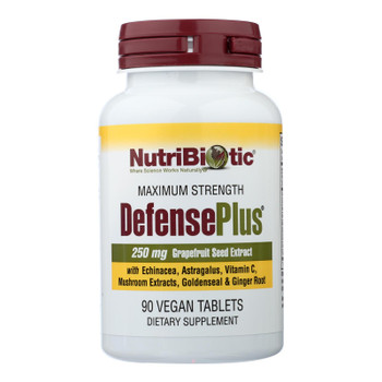 Nutribiotic - Supp Defense Plus - 1 Each 1-90 Ct