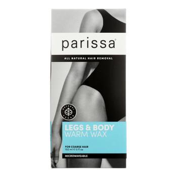 Parissa - Warm Wax Microwave Leg/body - 1 Each 1-5 Fz