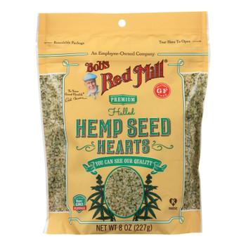 Bob's Red Mill - Seeds Hemp Hulled - Case Of 5-8 Oz