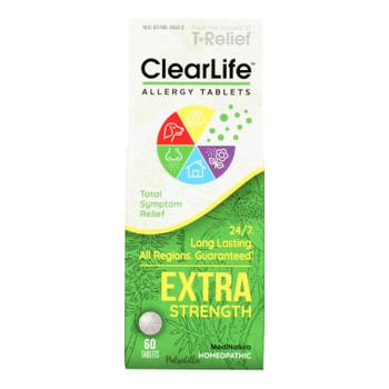 Clearlife-medinatura - Tabs Allergy Rlf Extra Strength - 1 Each 1-60 Tab