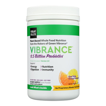 Vibrant Health - Vibrance Supplement Drink Pdr - 1 Each 1-8.47 Oz