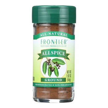 Frontier Herb Allspice - Ground - Jamaican - Select Grade - 1.92 Oz