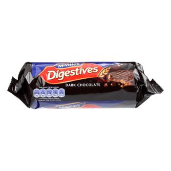Mcvities - Biscuit Digestive Dark Chocolate - Case Of 12-10.5 Oz