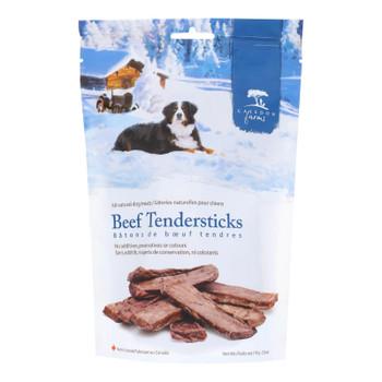 Caledon Farms - Dog Treat Beef Tenderstick - Case Of 4-3.9 Oz