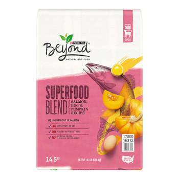 Beyond Purina - Dog Food Sprfdbl Sal/eg/pkn - 1 Each 1-14.5 Lb