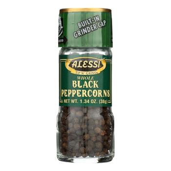 Alessi - Peppercorns Black - Case Of 6 - 1.34 Oz